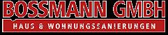 Bossmann GmbH Trier und Luxemburg | Sanierung und Renovierung aus einer Hand Logo